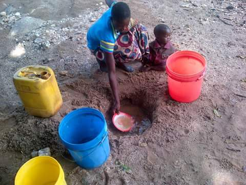 Dirty water is an everyday issue